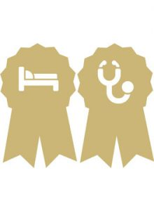 RCVS Patient Consultation and In Patient Service awards